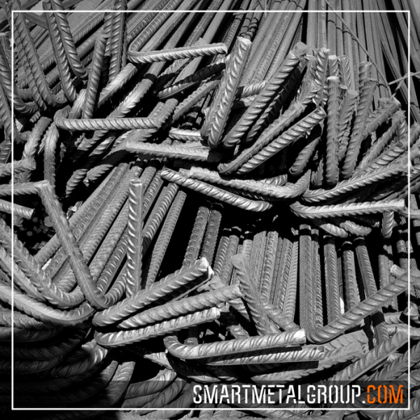 Производство на арматурна заготовка от Смарт Метал Груп!