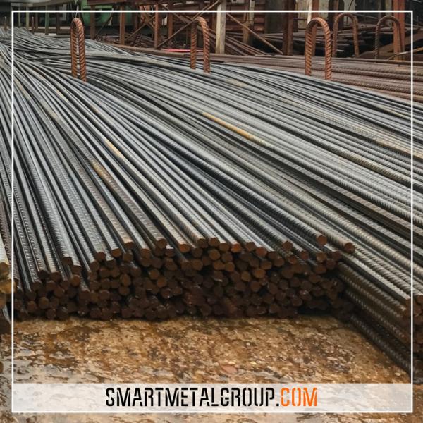 Арматурно желязо на пръти от СмартМеталГруп