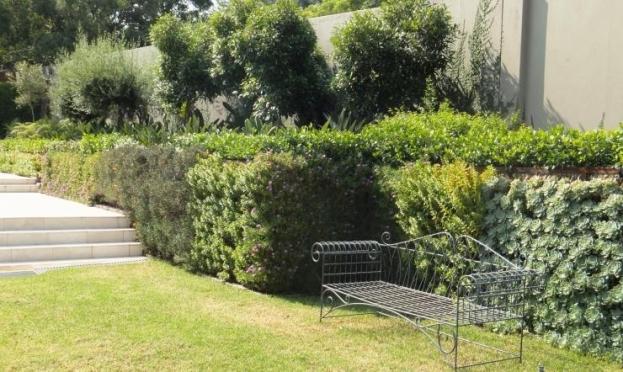 Система за озеленяване на дворно пространство