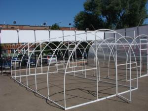 Метални оранжерии и конструкции от метал